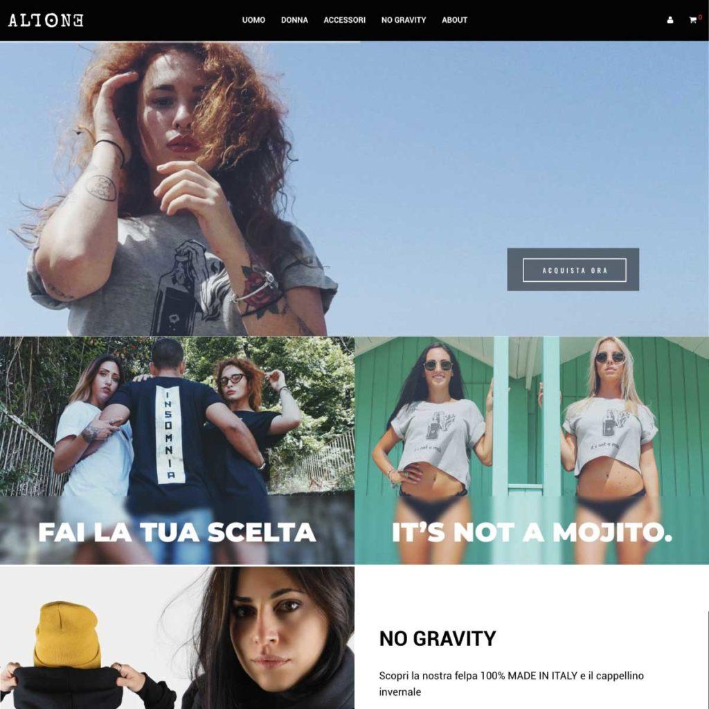 Allone Store – Abbigliamento Streetwear