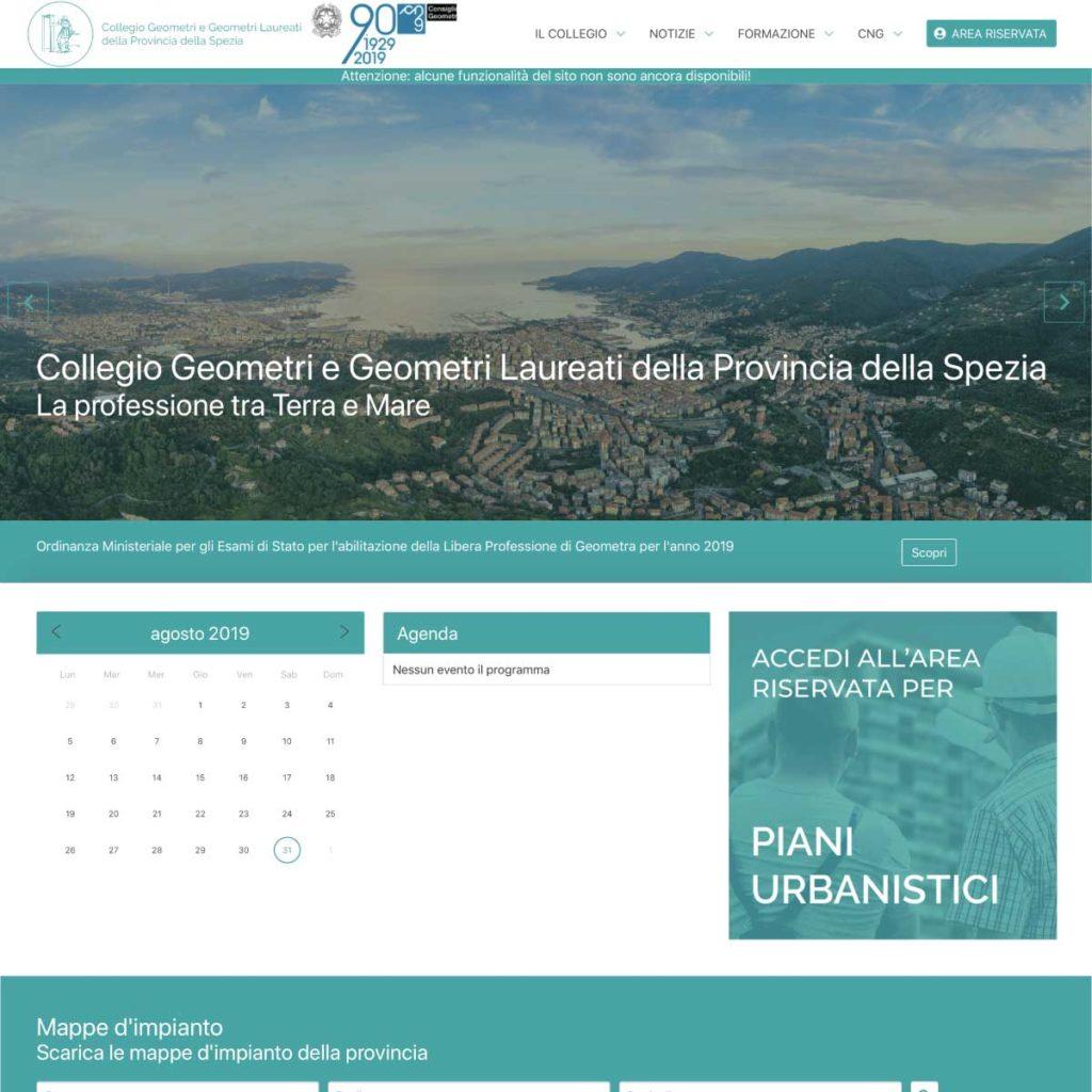 Collegio Geometri e Geometri Laureati della Provincia della Spezia